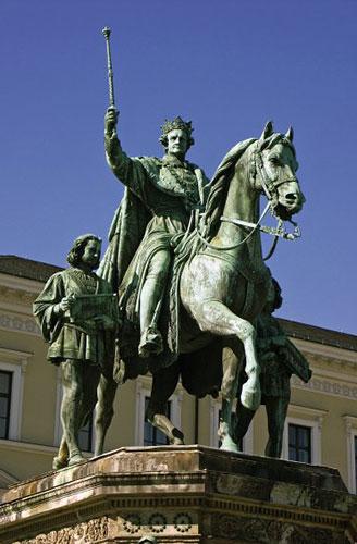 König Ludwig I