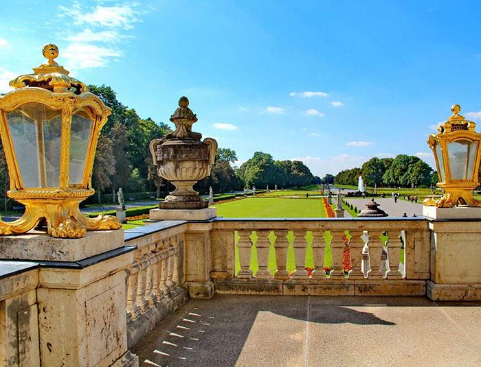 Castle Park Nymphenburg Foto: Werner Boehm
