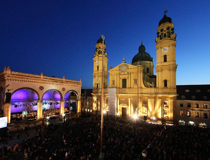 Klassik Odeonsplatz